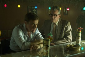 Big Eyes (2015) - Christoph Waltz, Danny Huston