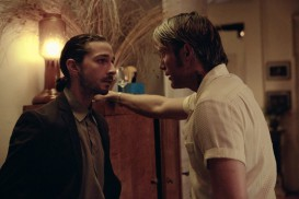 The Necessary Death of Charlie Countryman (2013) - Shia LaBeouf, Mads Mikkelsen