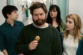It's Kind of a Funny Story (2010) - Keir Gilchrist, Zach Galifianakis, Emma Roberts, Molly Hager