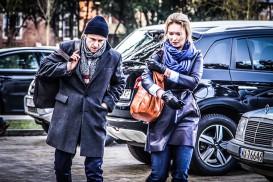 Piąte: nie odchodź (2014) - Łukasz Simlat, Marta Dąbrowska