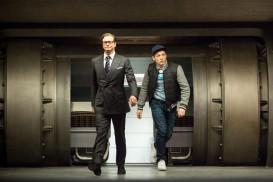 Kingsman: The Secret Service (2014) - Colin Firth, Taron Egerton