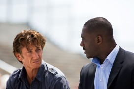 The Gunman (2014) - Sean Penn, Idris Elba