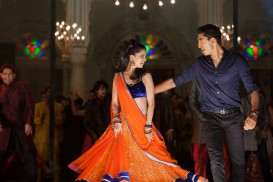 The Second Best Exotic Marigold Hotel (2015) - Tina Desai, Dev Patel