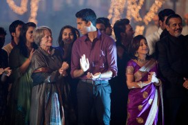 The Second Best Exotic Marigold Hotel (2015) - Maggie Smith, Dev Patel
