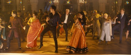 The Second Best Exotic Marigold Hotel (2015) - Dev Patel, Judi Dench, Richard Gere, Tina Desai, Diana Hardcastle, Ronald Pickup, Bill Nighy