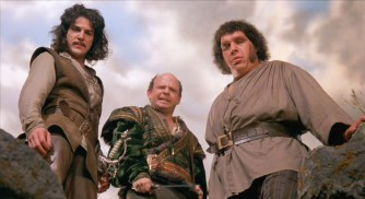 The Princess Bride (1987) - Mandy Patinkin, Wallace Shawn, André the Giant