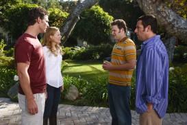 Funny People (2009) - Eric Bana, Leslie Mann, Seth Rogen, Adam Sandler