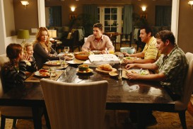 Funny People (2009) - Maude Apatow, Iris Apatow, Leslie Mann, Eric Bana, Adam Sandler, Seth Rogen