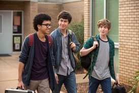 Paper towns (2015) - Justice Smith, Nat Wolff, Austin Abrams