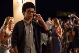 Paper towns (2015) - Justice Smith