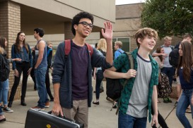 Paper towns (2015) - Justice Smith, Austin Abrams