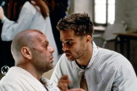 Twelve Monkeys (1995) - Bruce Willis, Brad Pitt