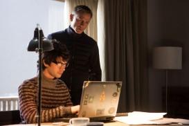Spectre (2015) - Ben Whishaw, Daniel Craig