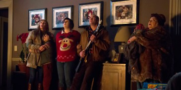 Krampus (2015) - David Koechner, Allison Tolman, Conchata Ferrell, Toni Collette, Emjay Anthony