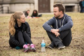 Fathers and Daughters (2015) - Amanda Seyfried, Aaron Paul