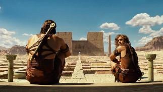 Gods of Egypt (2016) - Nikolaj Coster-Waldau, Brenton Thwaites