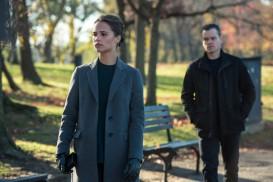 Jason Bourne (2016) - Alicia Vikander, Matt Damon