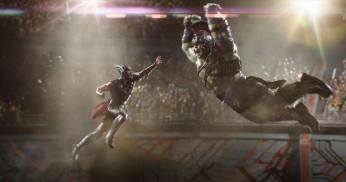 Thor: Ragnarok (2017) - Mark Ruffalo, Chris Hemsworth