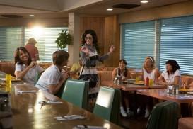 Battle of the Sexes (2017) - Martha MacIsaac, Sarah Silverman, Emma Stone, Natalie Morales, Bridey Elliott