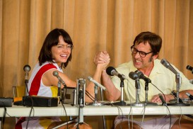 Battle of the Sexes (2017) - Steve Carell, Emma Stone