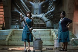 The Shape of Water (2017) - Octavia Spencer, Sally Hawkins