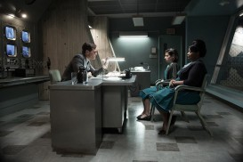 The Shape of Water (2017) - Michael Shannon, Octavia Spencer, Sally Hawkins