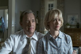 The Post (2017) - Tom Hanks, Sarah Paulson