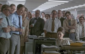 The Post (2017) - Tom Hanks, Meryl Streep, Philip Casnoff, David Cross, Tracy Letts, Bradley Whitford, Jessie Mueller, Carrie Coon