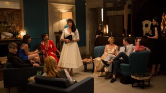 Madame (2017) - Toni Collette, Stanislas Merhar, Rossy de Palma, Violaine Gillibert, Brendan Patricks, Tim Fellingham, Ginnie Watson
