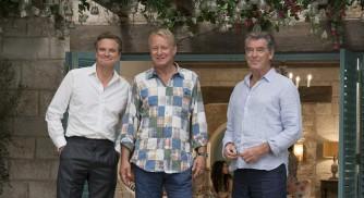 Mamma Mia! Here We Go Again (2018) - Pierce Brosnan, Colin Firth, Stellan Skarsgård
