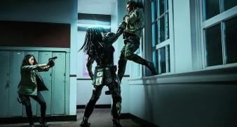 The Predator (2018) - Olivia Munn, Boyd Holbrook