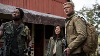 The Predator (2018) - Trevante Rhodes, Olivia Munn, Boyd Holbrook