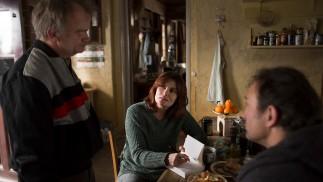 D'après une histoire vraie (2017) - Dominique Pinon, Emmanuelle Seigner, Vincent Perez