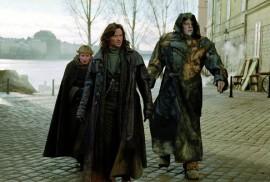 Van Helsing (2004) - Hugh Jackman, David Wenham i Shuler Hensley