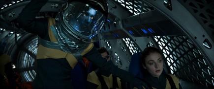 X-Men: Dark Phoenix (2019) - Kodi Smit-McPhee, Sophie Turner.