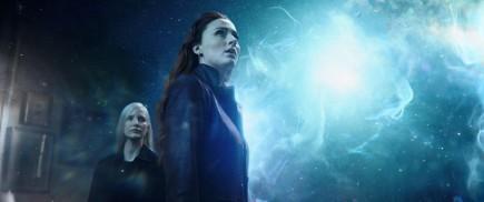 X-Men: Dark Phoenix (2019) - Jessica Chastain, Sophie Turner.