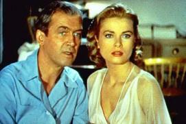 Okno na podwórze (1954) - James Stewart, Grace Kelly