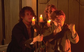 The Lord of the Rings: The Fellowship of the Ring (2001) - Dominic Monaghan, Billy Boyd, Sean Astin