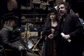Sweeney Todd: The Demon Barber of Fleet Street (2007) - Helena Bonham Carter, Tim Burton