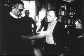 Trois couleurs: Rouge (1994) - Irène Jacob, Krzysztof Kieślowski, Jean-Louis Trintignant