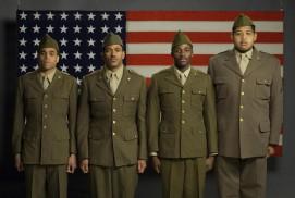 Miracle at St. Anna (2008) - Laz Alonso, Omar Benson Miller, Michael Ealy, Derek Luke