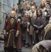 The Lord of the Rings: The Two Towers (2002) - Bernard Hill, John Rhys-Davies, Orlando Bloom, Viggo