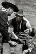 The Man Who Shot Liberty Valance (1962) - John Wayne, Woody Strode, James Stewart