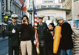 Królik po berlińsku (2009) - Piotr Rosołowski, Anna Wydra, Bartosz Konopka