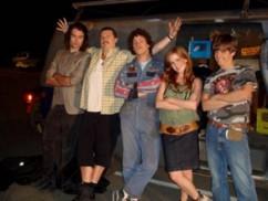 Hot Rod (2007) - Bill Hader, Danny R. McBride, Isla Fisher, Andy Samberg, Jorma Taccone