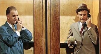 Żona dla Australijczyka (1964) - Edward Dziewoński, Wiesław Gołas