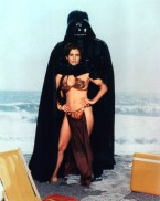 Star Wars: Episode VI - Return of the Jedi (1983) - David Prowse, Carrie Fisher
