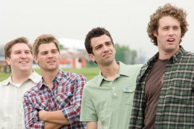 She's Out of My League (2010) - Jay Baruchel, Mike Vogel, Nate Torrence, T.J. Miller