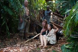 Pirates of the Caribbean: On Stranger Tides (2011) - Sam Claflin, Astrid Berges-Frisbey