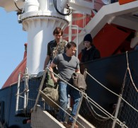 Contraband (2012) - Mark Wahlberg, Lukas Haas, Caleb Jones
